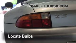 Tail Light Change 1996-2002 BMW Z3
