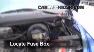 Blown Fuse Check 1994-2002 Dodge Ram 2500