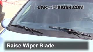 1997 Ford Thunderbird LX 4.6L V8 Windshield Wiper Blade (Front) Replace Wiper Blades