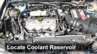 1997 Mercury Tracer LS 2.0L 4 Cyl. Sedan Fluid Leaks Coolant (Antifreeze) (fix leaks)