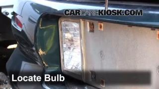 Reverse Light Replacement 1995-1999 Oldsmobile Aurora