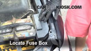 interior fuse box location 1997 2001 toyota camry 1997 toyota replace a fuse 1997 2001 toyota camry