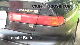 Reverse Light Replacement 1997-2001 Toyota Camry