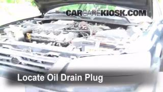 Oil & Filter Change Toyota Camry (1997-2001)