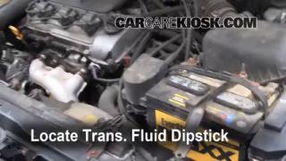 Transmission Fluid Leak Fix: 1997-2001 Toyota Camry