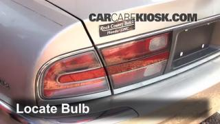 interior fuse box location buick park avenue  brake light change 1997 2005 buick park avenue