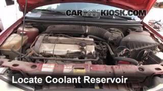 Fix Antifreeze Leaks: 1995-2000 Ford Contour