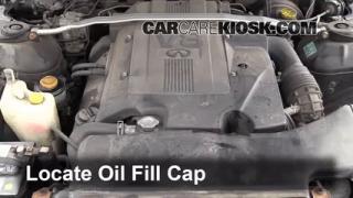 2002-2006 Infiniti Q45: Fix Oil Leaks