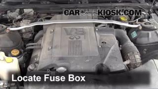 2002 infiniti q45 fuse box interior fuse box location: 2002-2006 infiniti q45 - 2002 ... #8