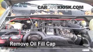 1993-1998 Jeep Grand Cherokee: Fix Oil Leaks