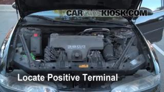 How to Jumpstart a 1998-2002 Oldsmobile Intrigue