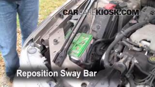 Battery Replacement: 1998-2002 Oldsmobile Intrigue