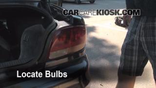 Brake Light Change 1998-2002 Oldsmobile Intrigue