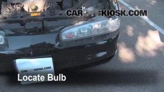 Parking Light Change 1998-2002 Oldsmobile Intrigue