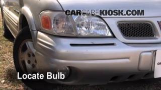 DRL Replacement 1997-2005 Pontiac Trans Sport