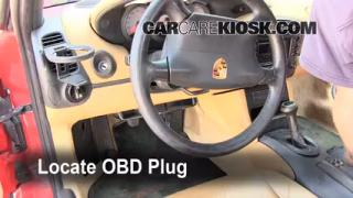 1998 Porsche Boxster 2.5L 6 Cyl. Check Engine Light Diagnose