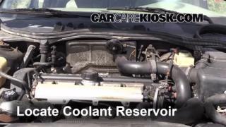 Coolant Flush How-to: Volvo 740 (1990-1992)