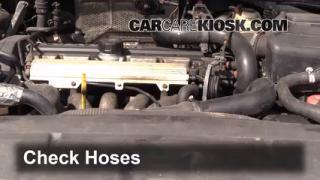 1990-1992 Volvo 740 Hose Check