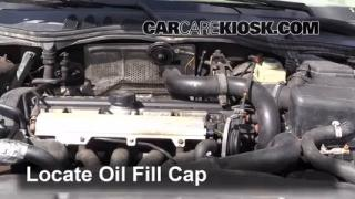 How to Add Oil Volvo 740 (1990-1992)