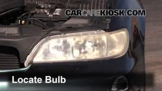 Brake Light Change 1997-1999 Acura CL - 1999 Acura CL Premium 3.0L V6