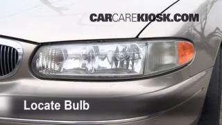 Headlight Change 1997-2005 Buick Century