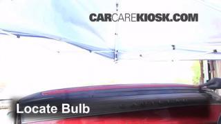 Third Brake Light Bulb Change Cadillac Catera (1997-2001)