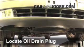 1999 Cadillac Catera 3.0L V6 Aceite Cambiar aceite y filtro de aceite