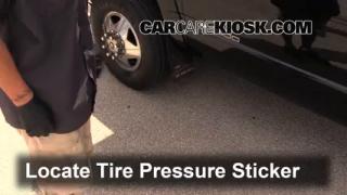 1999 Chevrolet K3500 LS 7.4L V8 Crew Cab Pickup (4 Door) Tires & Wheels Check Tire Pressure