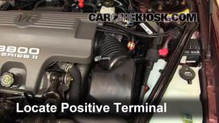 How to Jumpstart a 1995-1999 Chevrolet Monte Carlo