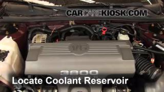 How to Add Coolant: Chevrolet Monte Carlo (1995-1999)