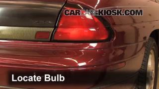 1999 Chevrolet Monte Carlo Z34 3.8L V6 Lights Reverse Light (replace bulb)