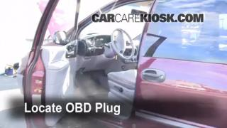 Engine Light Is On: 1996-2000 Dodge Caravan - What to Do