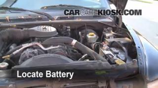 How to Clean Battery Corrosion: 1998-2003 Dodge Durango