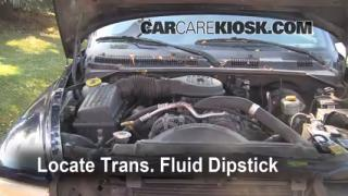 1999 Dodge Durango SLT 5.9L V8 Fluid Leaks Transmission Fluid (fix leaks)