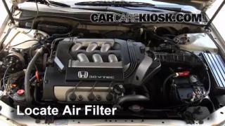 Air Filter How-To: 1998-2002 Honda Accord