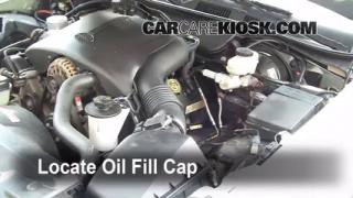 How to Add Oil Ford Crown Victoria (1992-2011)