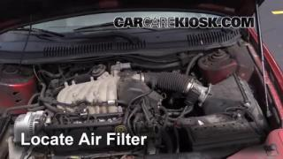 Air Filter How-To: 1996-1999 Ford Taurus