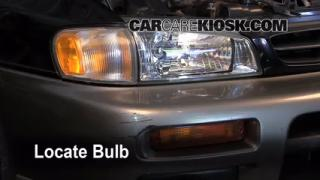 Headlight Change 1993-2001 Subaru Impreza