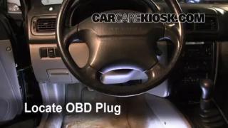 Engine Light Is On: 1993-2001 Subaru Impreza - What to Do