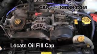 1993-2001 Subaru Impreza: Fix Oil Leaks