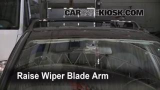 Front Wiper Blade Change Subaru Impreza (1993-2001)