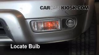 1999 Toyota 4Runner Limited 3.4L V6 Lights Fog Light (replace bulb)