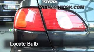 Brake Light Change 1998-2002 Toyota Corolla
