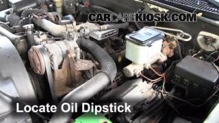 2000 Chevrolet K3500 6.5L V8 Turbo Diesel Cab and Chassis Oil Fix Leaks