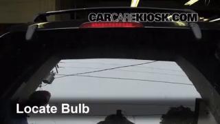 Third Brake Light Bulb Change Ford Explorer (1995-2001)