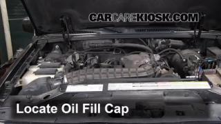 How to Add Oil Ford Explorer (1995-2001)