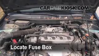 2000 Honda Accord EX 2.3L 4 Cyl. Sedan (4 Door) Fuse (Engine) Replace