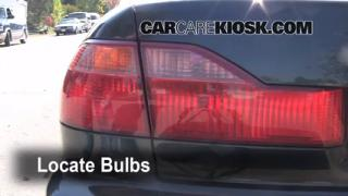Brake Light Change 1998-2002 Honda Accord