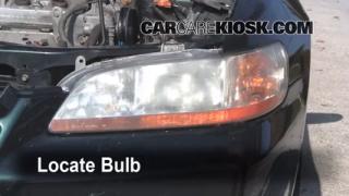 Headlight Change 1998-2002 Honda Accord
