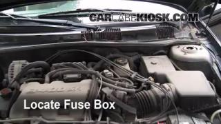 Replace a Fuse: 1999-2004 Oldsmobile Alero